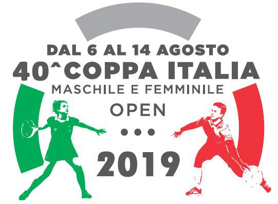 Logo per copertina CS Coppa Italia FIPT 2019