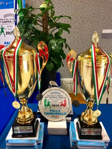 Conferenza Stampa di Presentazione Coppa Italia OPEN 2019